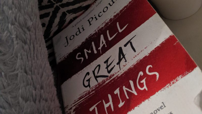 "My take on ""Small Great Things"" – Jodi Picoult"