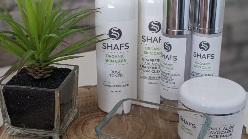 {Collab}…. I tried out Shafs Beauty New 'Pill' Face Mask…