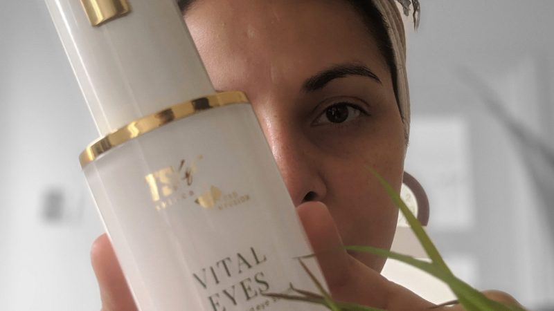 Product Pick of Month:VITAL EYES Concentrated Eye Serum – CBD INFUSED