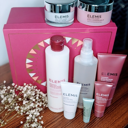 QVC Elemis Pro Collagen Giftbox….. Lets take a Look inside.