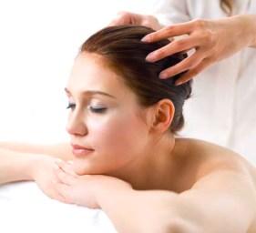 Massaging the Head