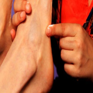 Knee Reflexology Points