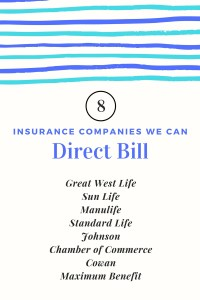 Acupuncture direct billing