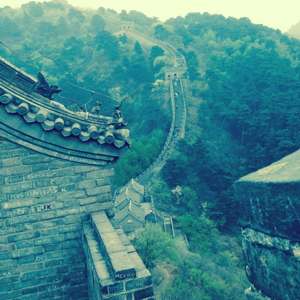 The China Chronicles – Beijing City Part 2: The Great Wall  (1/2)