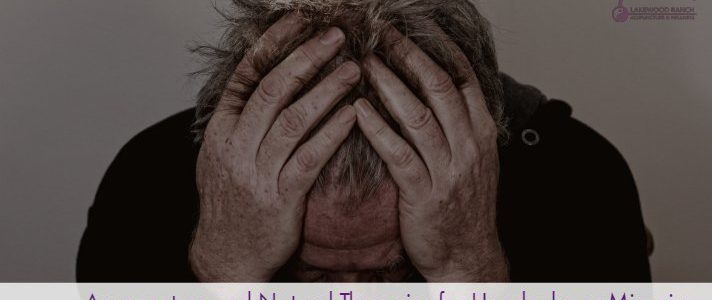 Acupuncture and Natural Therapies for Headache or Migraine