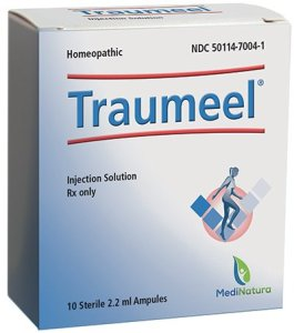 Traumeel Injection Solution