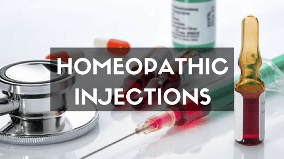 Homeopathic Injections