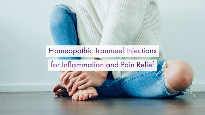 Homeopathic Traumeel Injections
