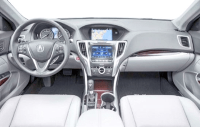 2019 Acura TLX Type S Interior