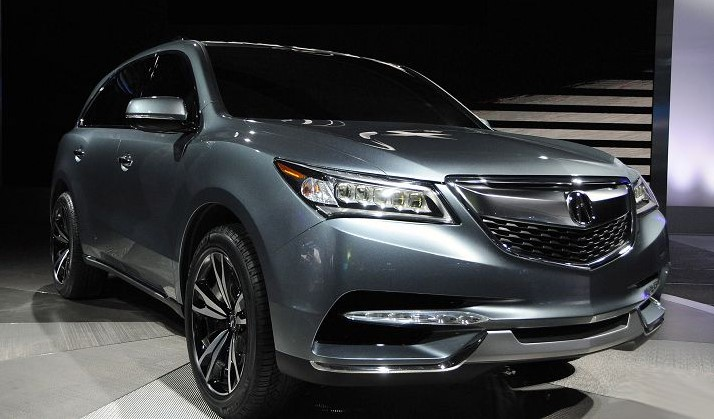 2020 Acura Mdx Review Redesign And Price Acura Specs News