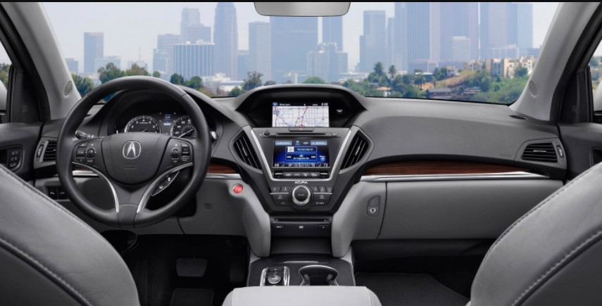 Acura Rdx Dimensions >> 2020 Acura RDX Spied, Review, Dimensions – Acura Specs News