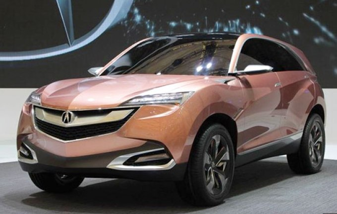 Acura RDX 2019 Changes Exterior