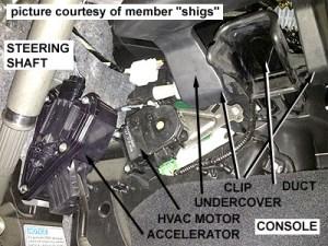 DIY – FIX the DRIVER SIDE HVAC MIX DOOR NOISE  AcuraZine  Acura Enthusiast Community