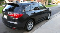 2013 RDX Tech - Graphite Metallic Luster w/ Roof Rails ...
