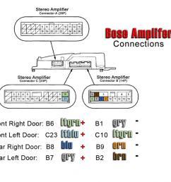 rsx bose sub wiring wiring diagrams u2022 subs speakers rsx bose sub wiring [ 1024 x 836 Pixel ]