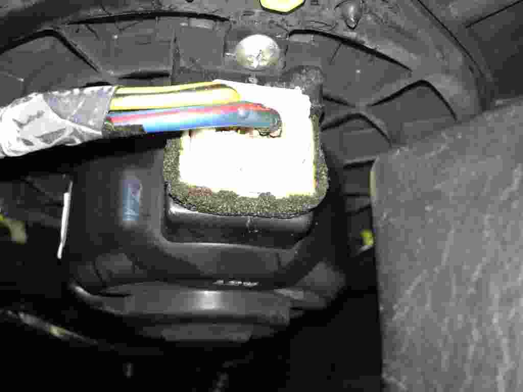 2006 Honda Ridgeline Radio Wiring Diagram A C Heater Blower Repair Diy Acurazine Acura