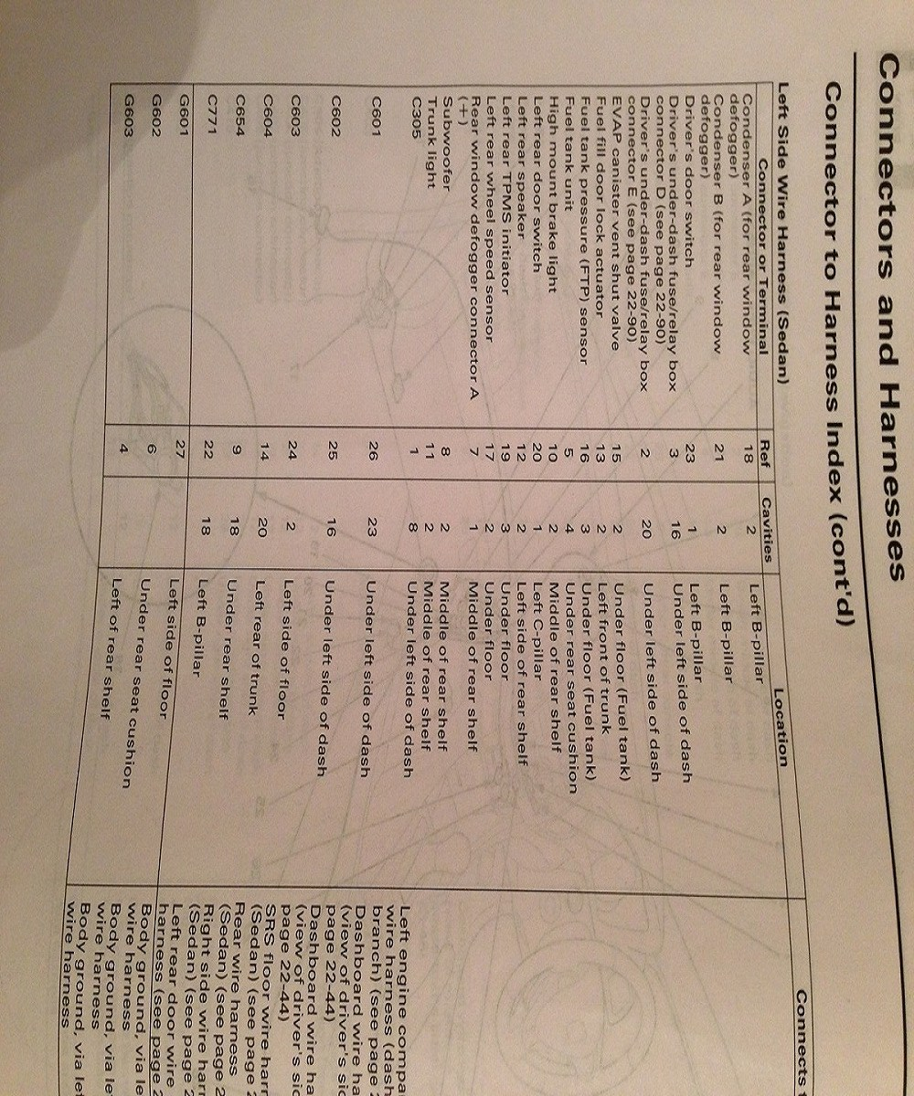 speaker wiring diagram 1994 ford mustang radio acurazine acura enthusiast