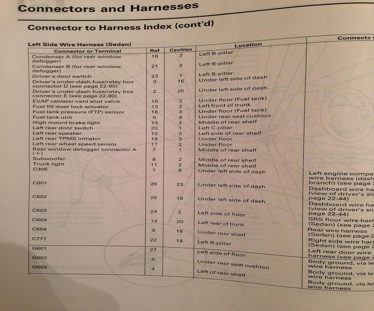 medium resolution of speaker wiring diagram acurazine acura enthusiast community rh acurazine com 2003 acura rsx radio wiring diagram