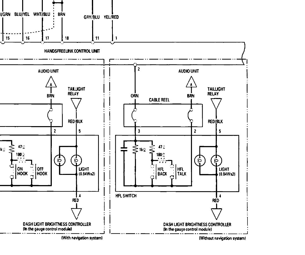 hight resolution of 2007 acura tl bluetooth module wiring diagram block and schematic rh lazysupply co 2004 acura mdx