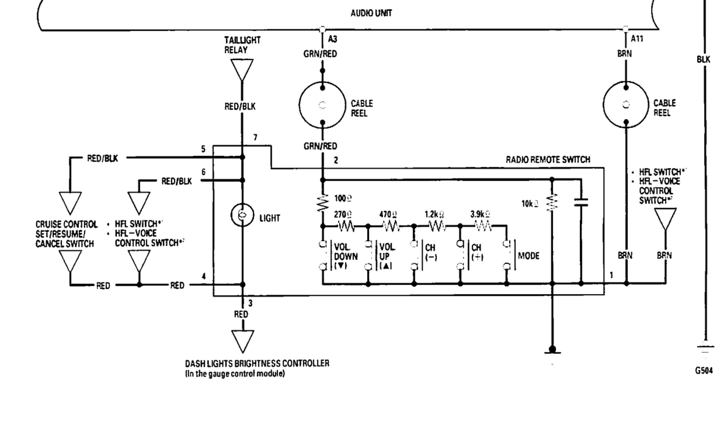 steering wheel control wiring diagrams 4 way switch telecaster diagram joycon exr pc interface with