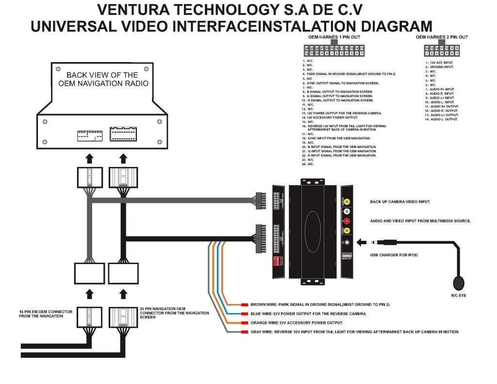 [DIAGRAM] E60 Aux Input Wiring Diagram FULL Version HD