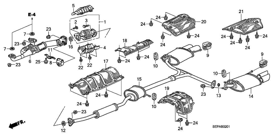2005 Acura Tl Parts Diagram • Wiring Diagram For Free