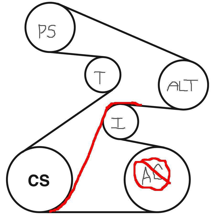 honda acura mdx engine belt diagram
