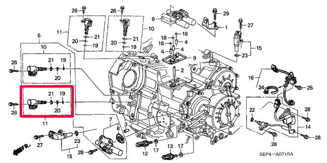 04 Honda Odyssey Wiring Diagram 04 Chevy Trailblazer