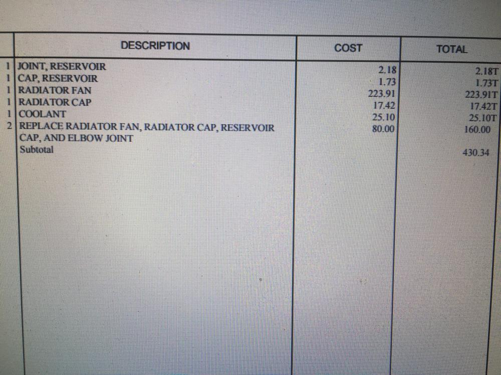 medium resolution of acura tl 2005 115k miles overheating causes head gasket cost and questions