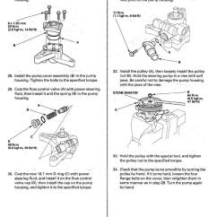 Honda Power Steering Diagram 1979 Dodge Truck Alternator Wiring Diy A 105 Pump Overhaul With Pics Sm Scans Name Powersteeringpumppage17 20 Jpg Views 8683 Size 97 1 Kb