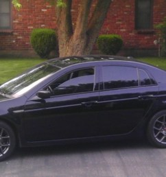 just bought type s wheels for my base tl type s wheels  [ 1200 x 675 Pixel ]