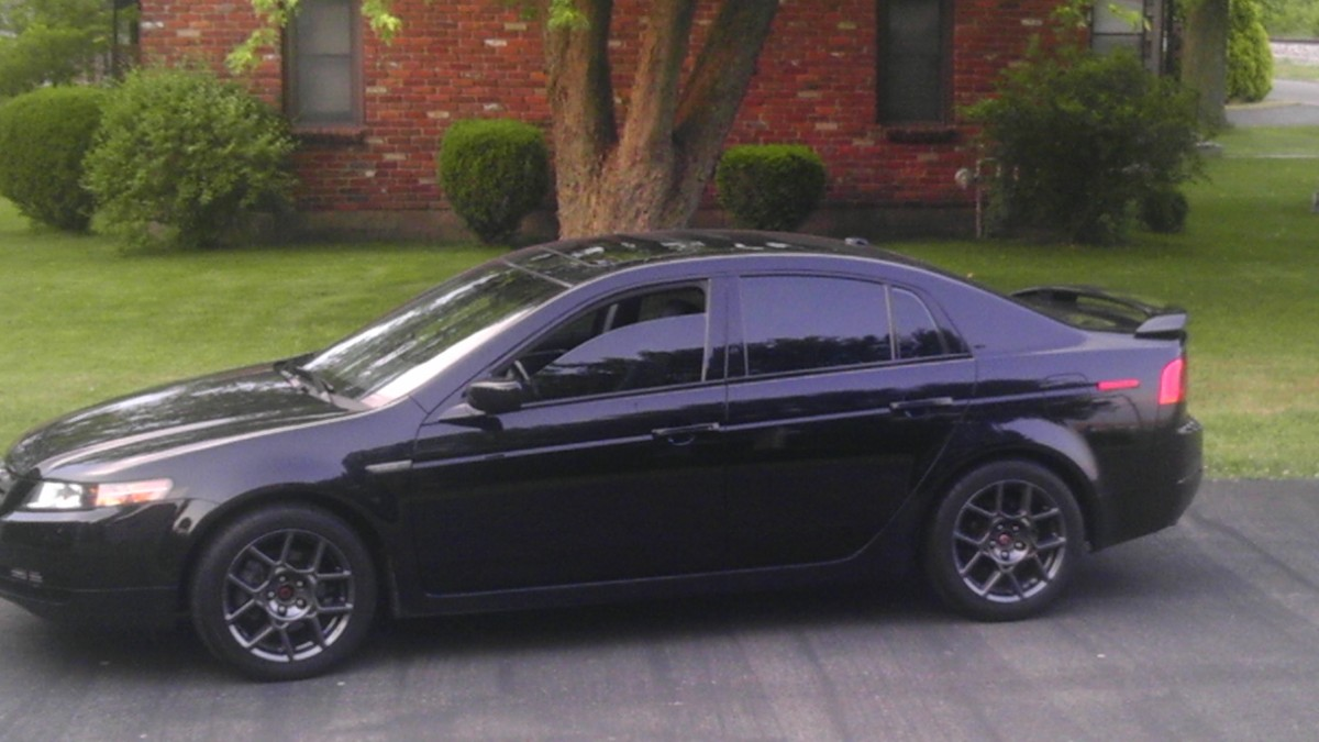 hight resolution of  just bought type s wheels for my base tl type s wheels