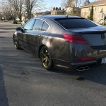 Here My Acura Tl 4g With Some Mod Acurazine Acura Enthusiast Community