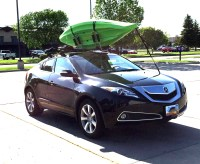 Roof Rack For Acura Rdx | Go4CarZ.com
