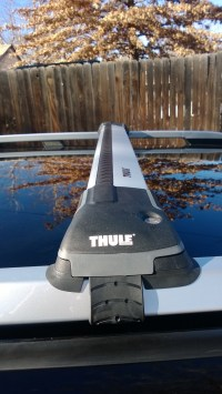 CLOSED TSX Wagon Roof Rack
