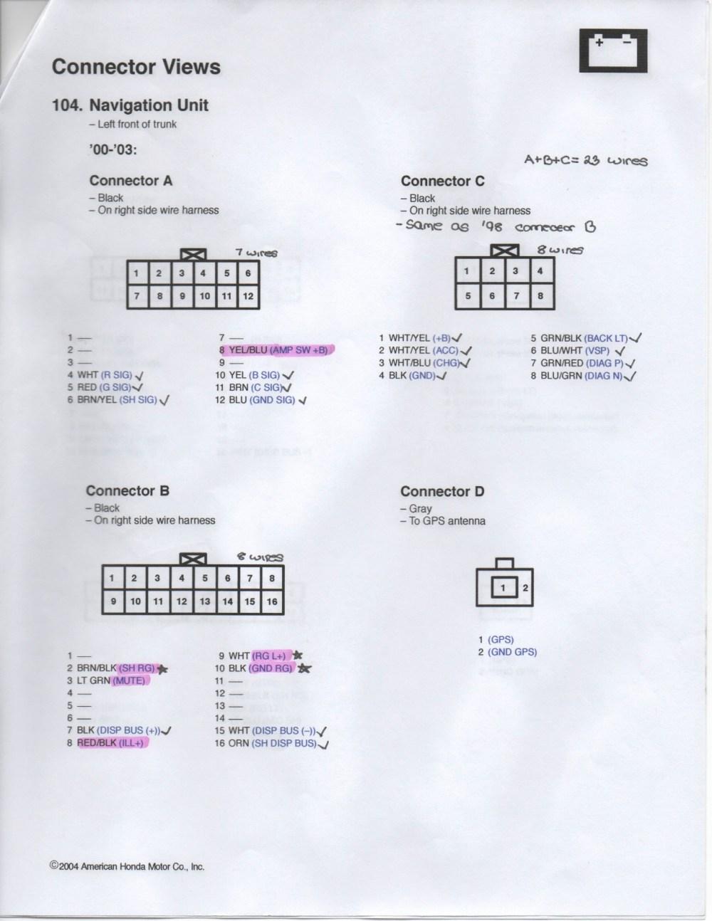 medium resolution of acura rl wiring diagram pdf