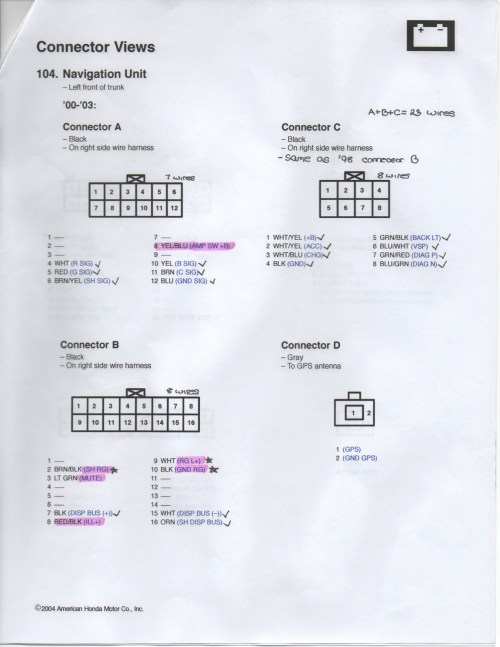 small resolution of acura rl wiring diagram pdf