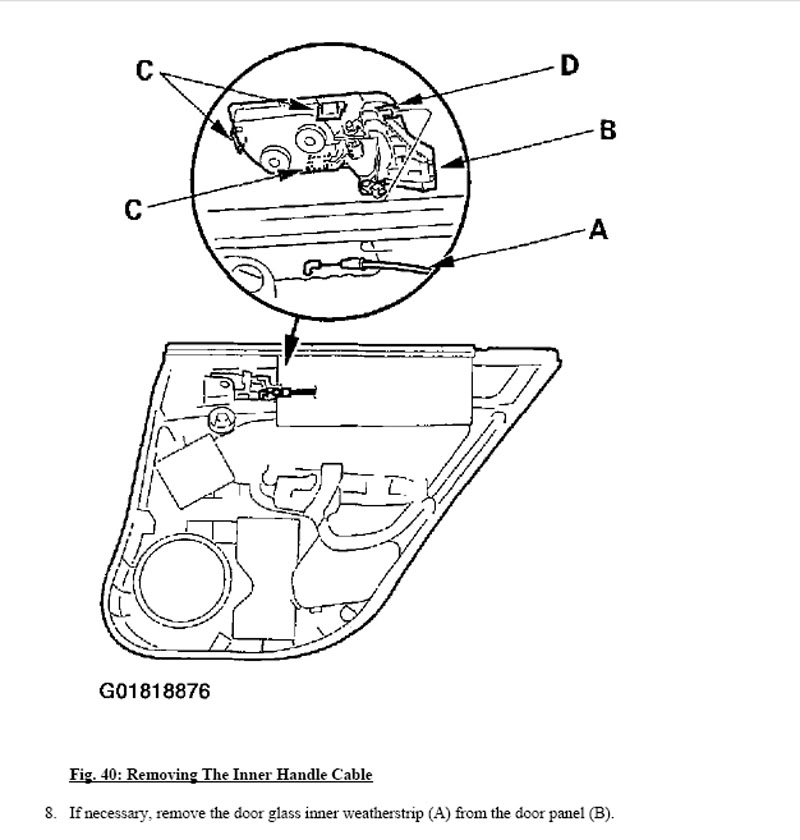 Service manual [Instructions How To Remove A 2005 Acura Rl