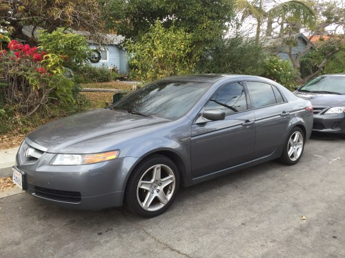small resolution of 2005 acura tl 6mt nav anthracite moon lake grey 101k miles