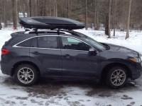 2014 RDX Anybody Using a Yakima or Other Roof Box ...