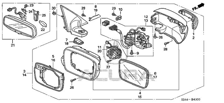 Service manual [1992 Acura Integra Gear Shift Light Bulb