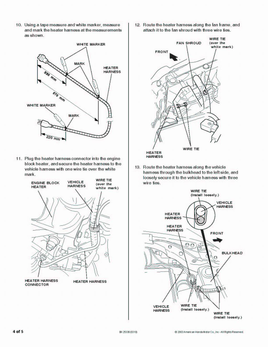hight resolution of ford ranger heater core replacement wiring diagram fuse box 2004 acura mdx fuse diagram 2003 acura