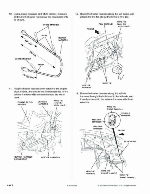 small resolution of ford ranger heater core replacement wiring diagram fuse box 2004 acura mdx fuse diagram 2003 acura