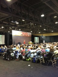 Samantha Brown speaking on Travel Smart: Lessons Learned from A Life Lived on the Road