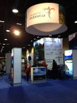The Wonderful Indonesia Booth