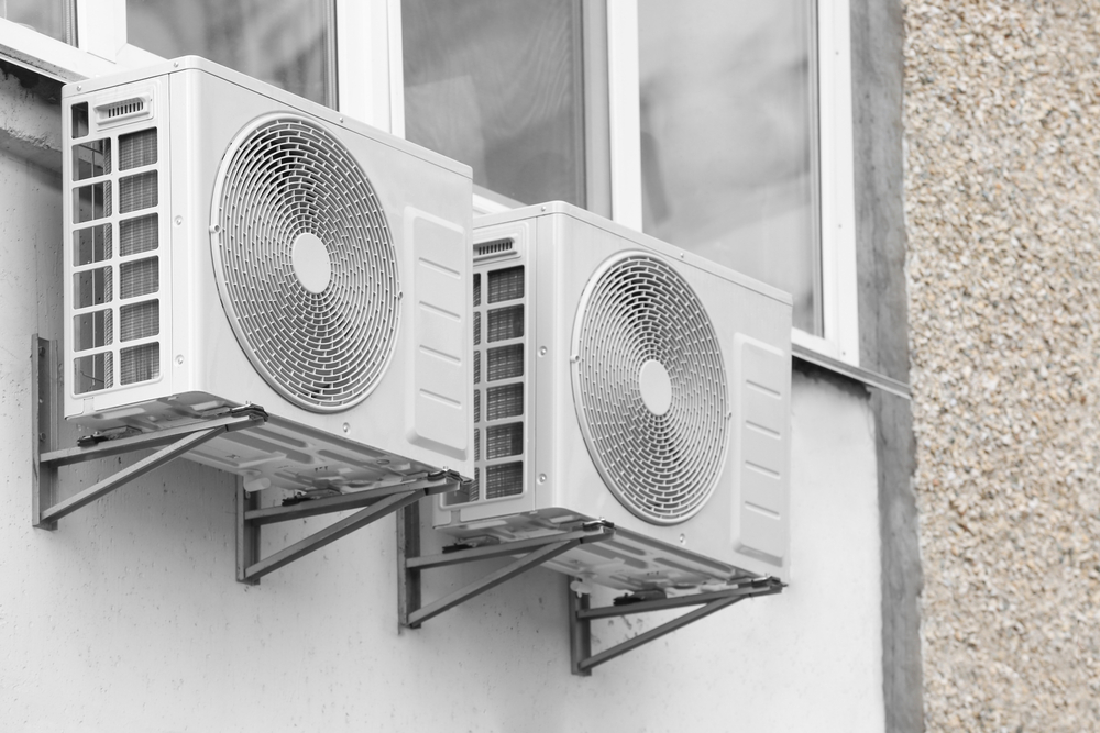 medium resolution of one of the leading alternatives to traditional heating and cooling systems is the ductless hvac system ductless heating and air systems work on separate