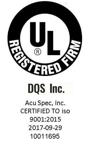 Acu Spec, Inc. Home Page