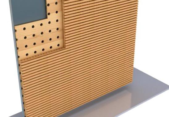 paneles slit acustic
