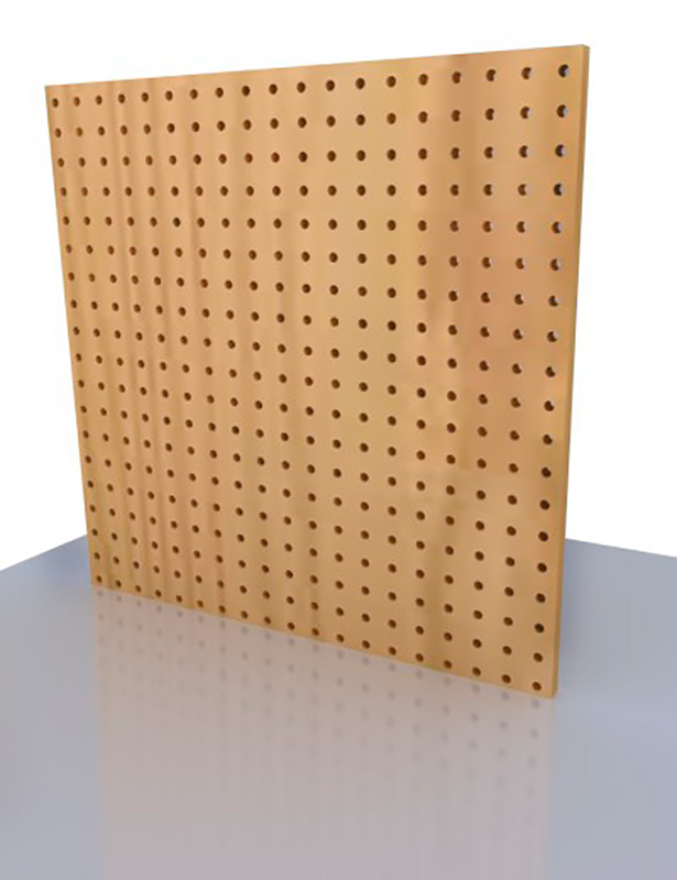 paneles perforados Colombia
