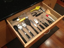 Organized cook tools